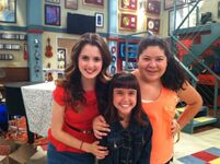 Raini Rodriguez and Laura Marano4