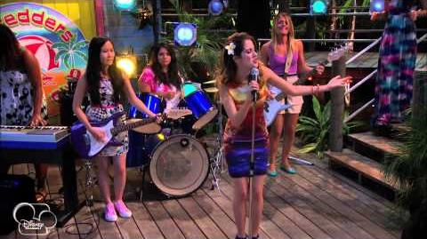 Austin & Ally - Beach Clubs & BFFs - Redial-0