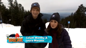 Laura and Calum in Vancouver (1)