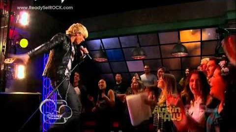 Austin Moon (Ross Lynch) - I Got That Rock'n Roll HD