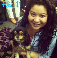 Raini R and Pixie