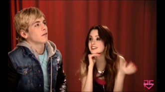 Talk Austin & Ally & Favorite things about each other (101)
