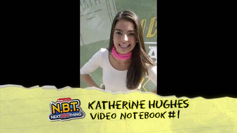 Katherine Hughes Video Notebook