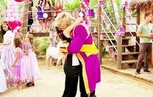 Auslly Hug; Princesses & Prizes