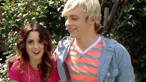 "Laura Marano & Ross Lynch ""N.B.T"