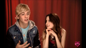 Talk Austin & Ally & Favorite things about each other (106)
