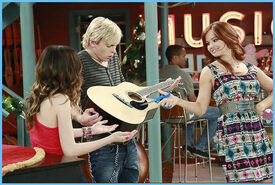 Austin & Jessie & Ally 25