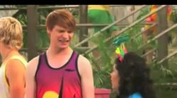 Austin and Ally Beach Clubs and BFF's 23