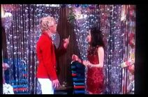 Austin and Ally mix ups and mistletoes 52 Auslly