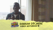 Damian Otchere Video Notebook -1