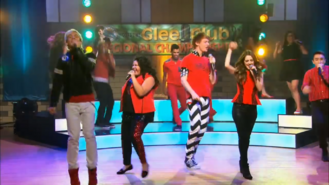 Glee Club Mash Up Performance-23