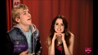 Talk Austin & Ally & Favorite things about each other (99)