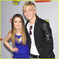 Raura t the red carpet