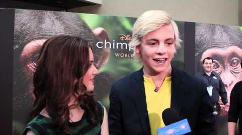 Laura Marano & Ross Lynch Interview - Disneynature