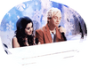 Austin and ally piano ornament