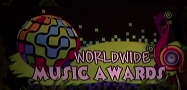 Worldwide Music Awards logo
