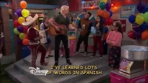 The Spanish Song - Seniors & Señors