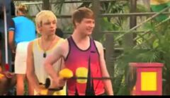 Austin and Ally Beach Clubs and BFF's 16