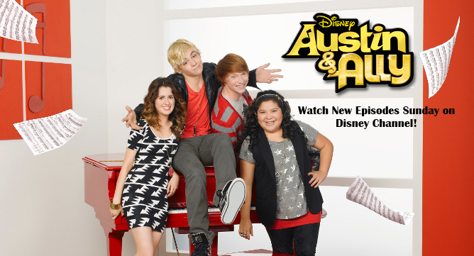 Austin and ally main page