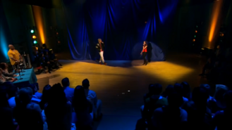 Glee Club Mash Up Performance-7