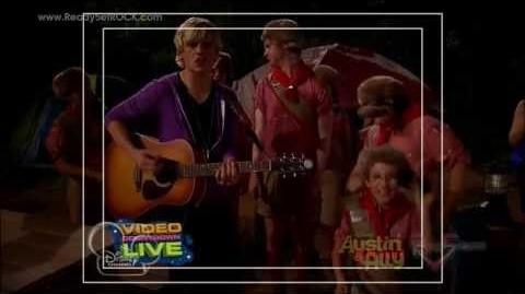 Austin & Ally - Pioneer Rangers Song HD