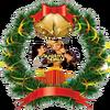 Fabiashear ornament