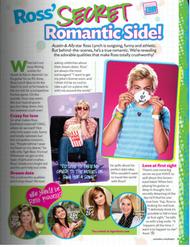 Ross' secret romantic side (2)
