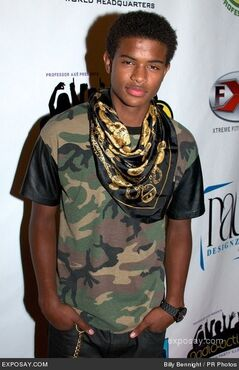 Trevor Jackson (11)
