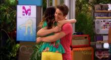 Ally & Elliot Hug
