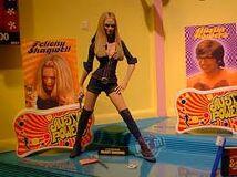Felicity Shagwell Action Figure