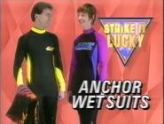 Strike it Lucky Anchor Wetsuits