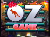 The Oz Game Logo