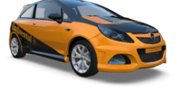 Opel Corsa OPC Continental