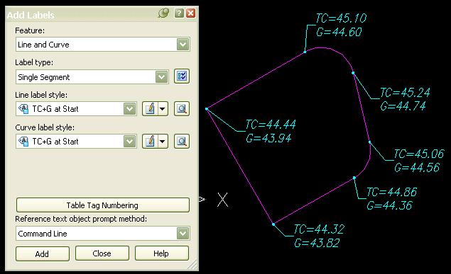 Civil-3D-Styles-Hubbard-Engineering-FL-Elevations