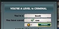 Criminal Level