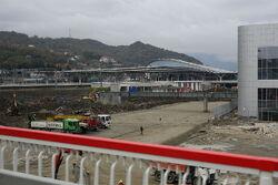 Construction of the Sochi Circuit