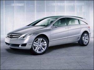 Mercedes vision gst