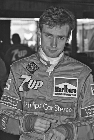 File:Bertrand Gachot - 1991 US GP.jpg