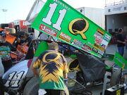 SteveKinserWorldofOutlaws2007KingsRoyal