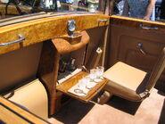 1966 rolls-royce phantom V hj mulliner park ward state landaulette bar