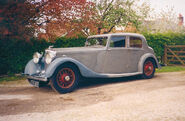 Lot81 bentley 35litre