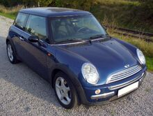 Mini Hatch was designed by Stephenson