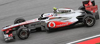Jenson Button 2011 Malaysia FP1