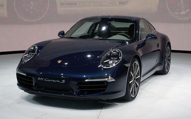 File:Blue Porsche 991 Carrera S fl IAA 2011.jpg