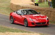 Ferrari 599 festival of speed 2010