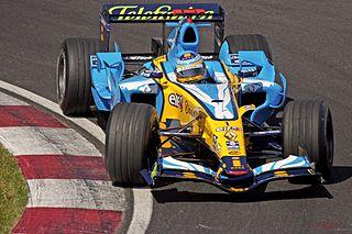 Fernando Alonso 2006Canada