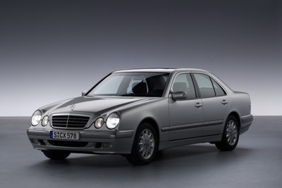 Mercedes-Benz W210 - 1995 to 2003small