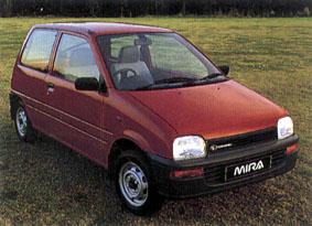 1993 Daihatsu Mira