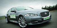 Jaguar XJ Limo Green Hybrid Concept