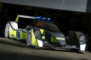 Caparo T1 Cop Car FrontSide